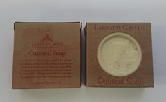 Larnach Castle Boxed Souvenir Soap - Oatmeal