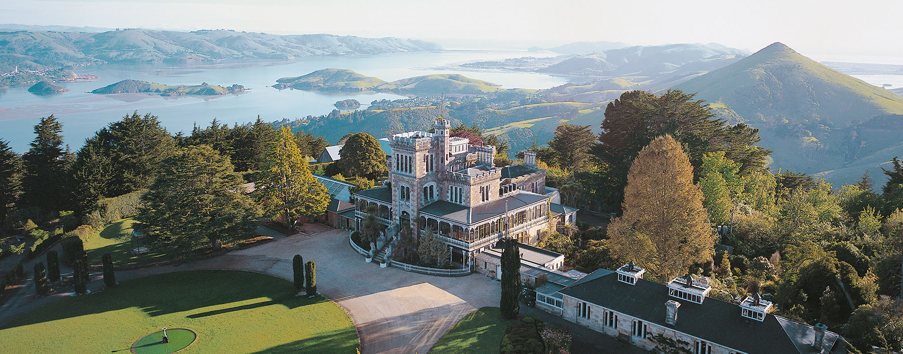 Prices and Concessions - Larnach Castle & Gardens - New Zealand's only  castle, visit us in Dunedin