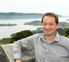 Norcombe Barker receives Michelle McCormack Award, Larnach Castle