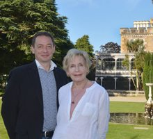 Margaret Barker and the history of Larnach Castle, Larnach Castle
