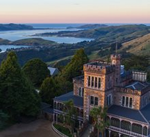Larnach Castle named a Top NZ Landmark, Larnach Castle