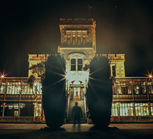 Shortest Day – Longest Night - Victorian Ghost Stories at Larnach Castle
