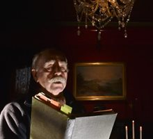 Ready for a Long, Spooky Night - the Otago Daily Times, Larnach Castle