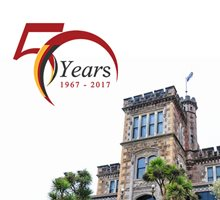 The Barker family Celebrate 50 years at Larnach Castle, Larnach Castle