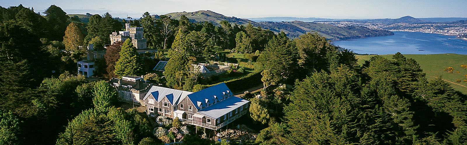Larnach Castle and Gardens