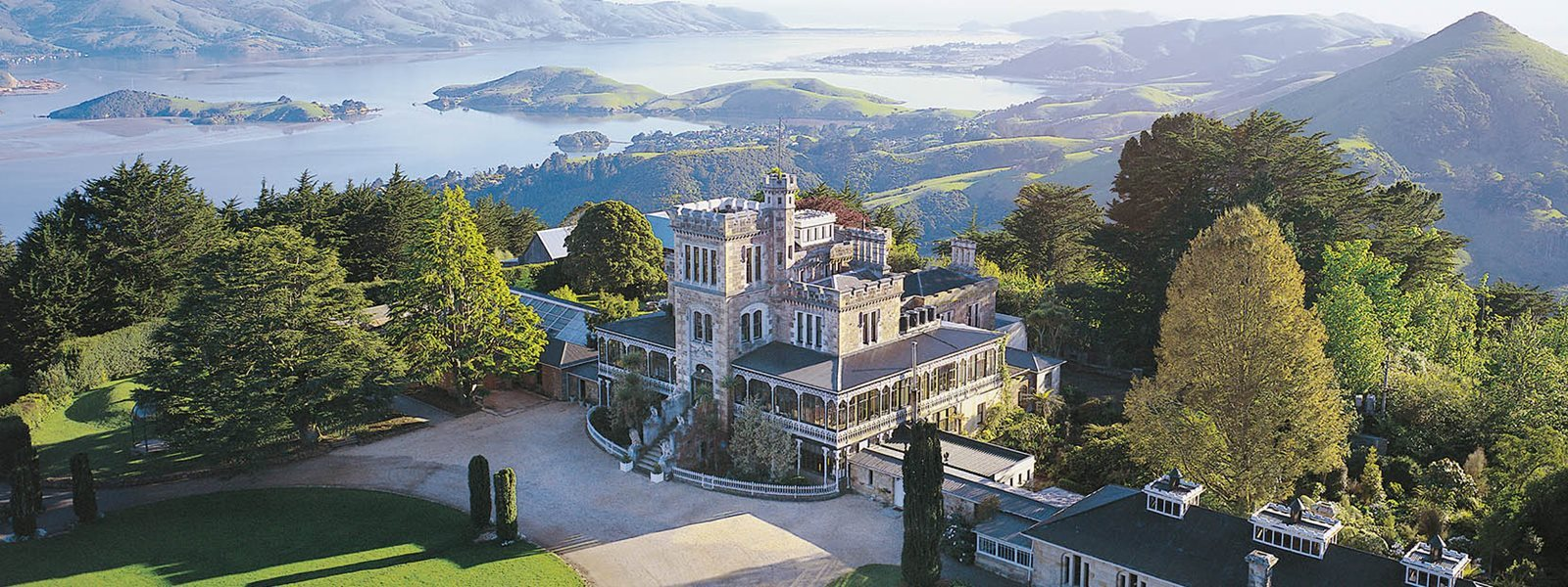 Larnach Castle Host Card terms