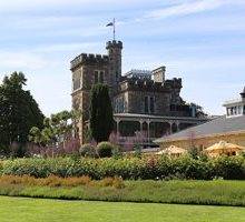 Why do plants seem to flower so late at Larnach Castle?, Larnach Castle