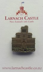 Larnach Castle Brass Pin