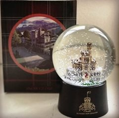 Larnach Castle Glass Snow Globe